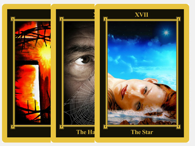Tarot Card Stories - Online Reading
