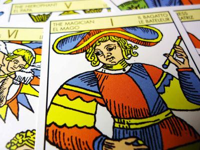 Tarot life card